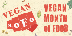 September is VEGAN MOFO!
